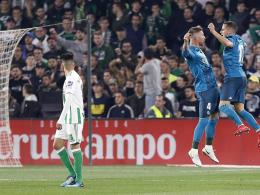 Betis träumt kurz: Wütendes Real verliert nur Marcelo!