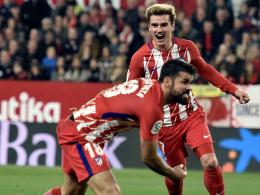 Griezmann-Gala in Sevilla: Atletico bereit für Barça