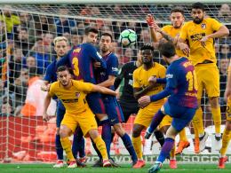 Maßarbeit und Meilenstein! Barça dankt mal wieder Messi