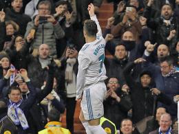 Kroos serviert zuerst: Ronaldo-Show bei Reals Revanche