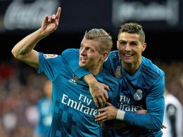 LIVE! Girona droht Debakel: Ronaldo läuft richtig heiß!