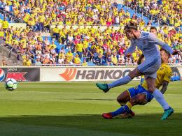 Real souverän: Bale nutzt seine Chance - Tränen bei Nacho