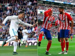 Vier heiße Minuten: Ronaldo-Kabinettstück reicht nicht!