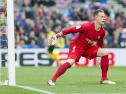 Barça rehabilitiert sich - Ter Stegens Elfer-Missgeschick
