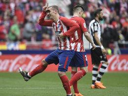 Griezmanns Leckerbissen ebnet den Weg für Atletico
