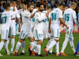 Iscos Zauberfuß hilft Real bei Schlusslicht Malaga