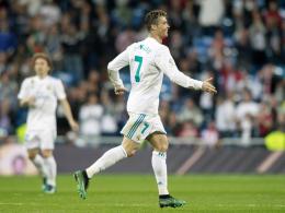 Wahnsinns-Lauf mit Glück: Ronaldo bereit für Bayern