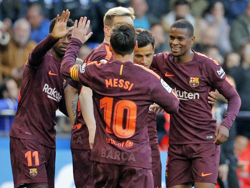 Primera División: FC Barcelona ist vorzeitig spanischer Meister