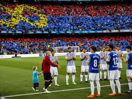 Bei Iniesta-Abschied: Coutinho macht's kunstvoll