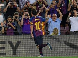 Messi frech: Barça durchbricht die 6000er Marke