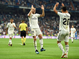 Lopetegui verzichtet auf Courtois - Bale legt gleich los