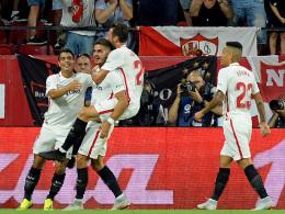 Real nutzt Barças Patzer nicht und geht in Sevilla unter