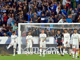 90.+5! Manu schockt Real Madrid spät