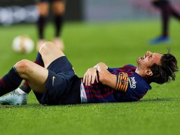 Messi erleidet Unterarmbruch - Ter Stegen Weltklasse