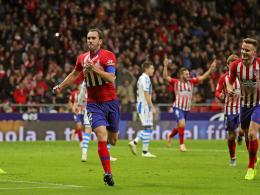 Atletico: Dank der