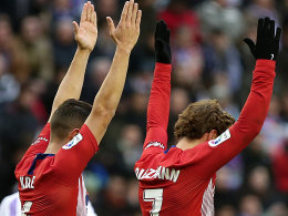 Wilder Ritt in Valladolid: Griezmann macht den Unterschied!