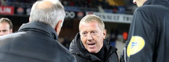 Nicht mehr Trainer von Ajaccio: Alex Dupont musste nach einem halben Jahr wieder gehen.