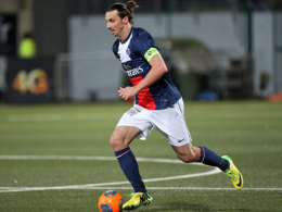 Steht seiner Mannschaft wieder zur Verfügung: Zlatan Ibrahimovic.