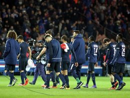 Ibrahimovic trifft dreimal - 4:1