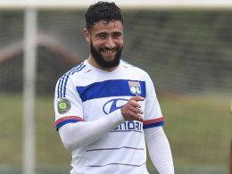 Nach sieben Monaten: Fekir kehrt bei Lyon zur�ck