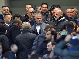Die Spur von Mourinho f�hrt an die Seine
