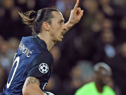 Hattrick f�r Ibrahimovic: Erneut Spieler des Jahres