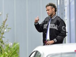 Neymar zahlt über zwei Millionen an brasilianischen Fiskus