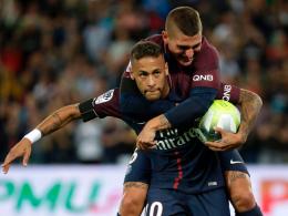 Fünf Scorerpunkte! Neymar zaubert und übertreibt's einmal