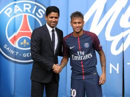 Financial Fair Play: UEFA leitet Verfahren gegen PSG ein