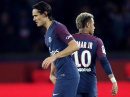 Der absurde Zoff zwischen Neymar und Cavani