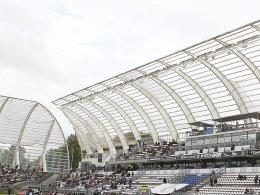 Tribünenunglück in der Ligue 1 - vier Schwerverletzte