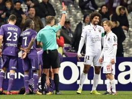 0:1, Dante-Ampel und starkes Finish: Favre jubelt