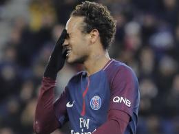 Trotz Viererpack: PSG-Fans pfeifen Neymar aus