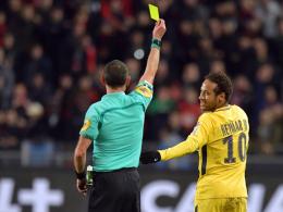 Neymar tritt Fairplay mit Füßen: