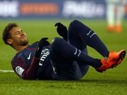 Neymar: Brasilien denkt an OP, Emery sieht