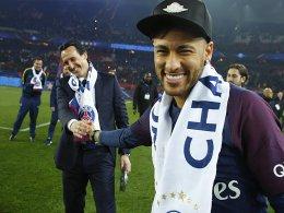Ausgezeichnet: Emery und Neymar die Nummer 1