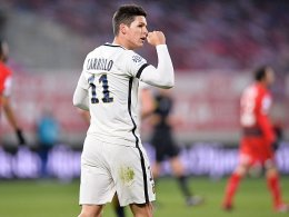 PSG siegt - Nizza bleibt Tabellenführer