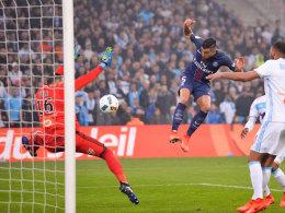 PSG demütigt Marseille: Joker Draxler sticht beim 5:1