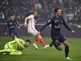 Ligapokalsieger! Draxler ebnet PSG den Weg