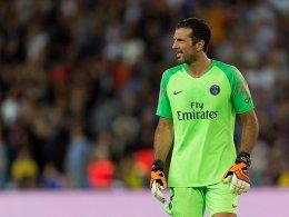 Trotz starker Leistung: Tuchel setzt Buffon auf die Bank