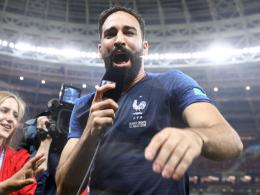 Rami trotz Rücktritt dabei: Frankreichs Kader fürs DFB-Duell