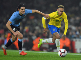 Neuer Ärger zwischen Neymar und Cavani