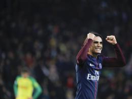 Sechs Punkte Vorsprung: PSG nutzt Monacos Ausrutscher