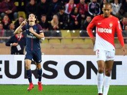 PSG: Drei Punkte in Monaco trotz vieler Fahrkarten