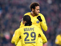 Zwei Tore, zwei Vorlagen: Neymar meldet sich zurück