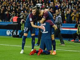 7:1! PSG krönt sich mit Traumtoren - die Fans schweigen
