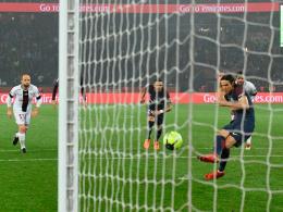 Cavani schlägt zurück: PSG von 0:2 auf 2:2