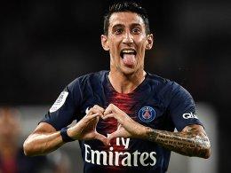 Buffon sicher, di Maria stark: Paris zerlegt Monaco!