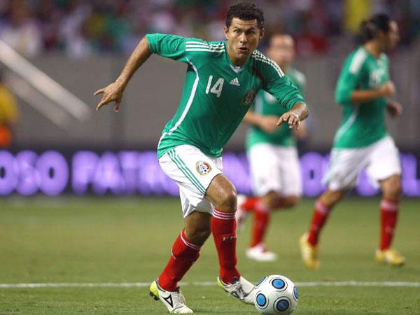Fußball, Gold Cup: Miguel Sabah (Mexiko)
