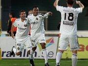 Fußball, Allsvenskan: Antonio Flavio (Mitte, AIK Solna)